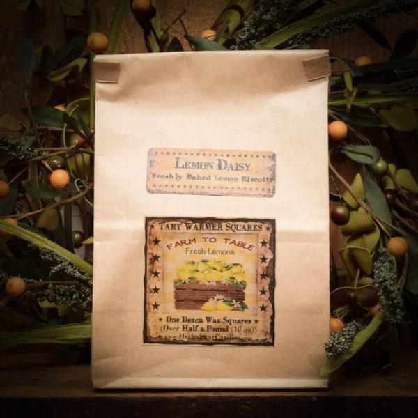 Lemon Daisy Bag of 12 Tarts