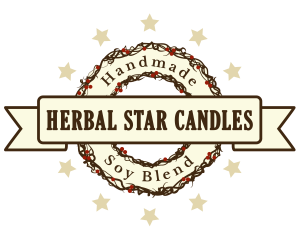Herbal Star Candles