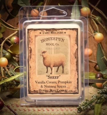 Sheep Mini Pack of 6 tarts