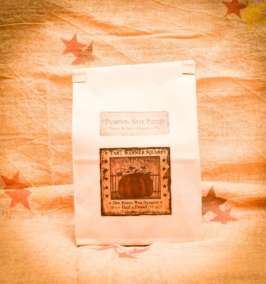 Pumpkin Star Patch Bag of 12 Tarts