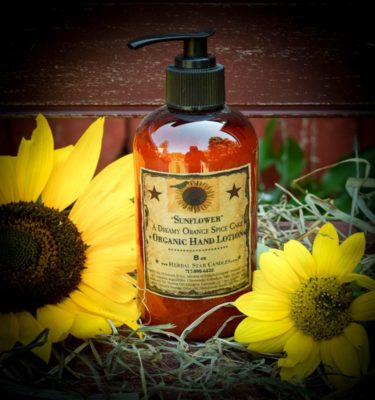 Sunflower Hand Lotion