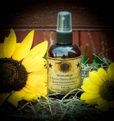 Sunflower Room Spray