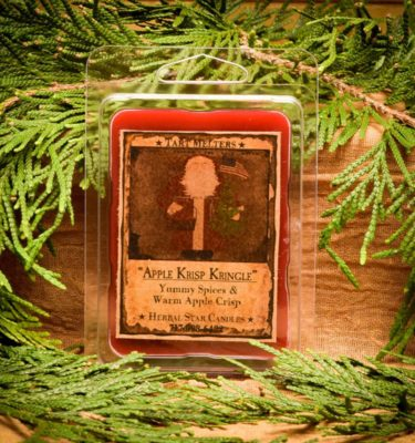 Apple Krisp Kringle Mini Pack of Tarts
