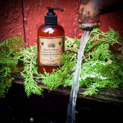 Pine Star Shine 8 oz Liquid Hand Soap