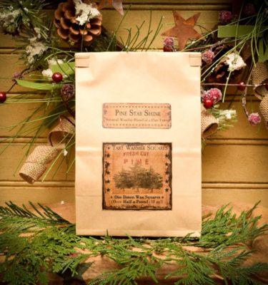 Pine Star Shine Bag of 12 tarts