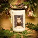 24 oz Jar Candle Winter Star Dust