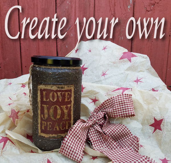 create your own - gift certificate