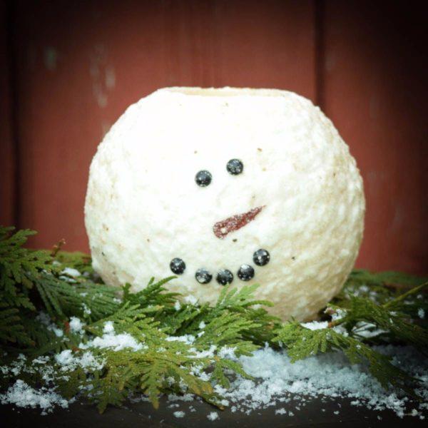 Flameless Frosty Snowball