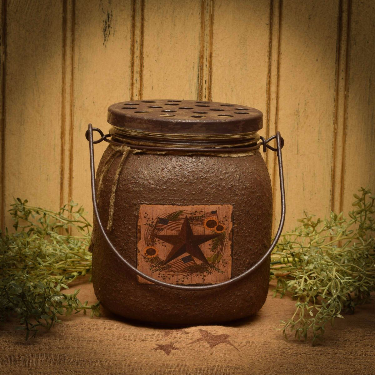 barn star spice 48 oz handle jar