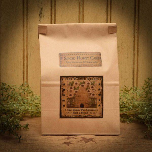 Spiced Honey Cake Beehive Bag of 12 Tarts