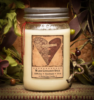 16 oz Remember me jar candle