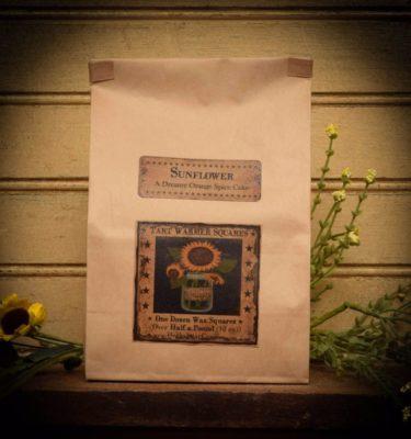 Sunflower Bag of 12 Tarts
