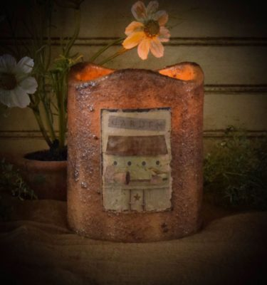 Garden three wick 5x6 Timer
