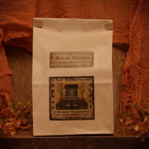 Autumn Splendor Bag of 12 tarts