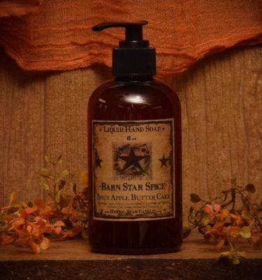 Barn Star Spice Liquid Hand Soap