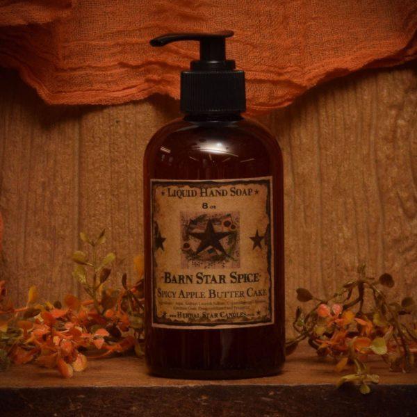 Barn Star Spice Liquid Hand Soap