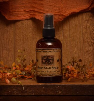 Barn Star Spice Room Spray