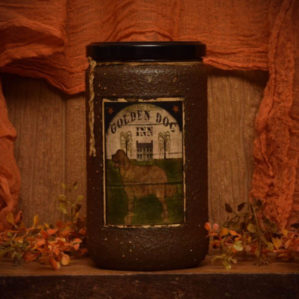 Bed and Breakfast 24 oz Jar