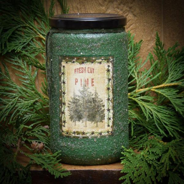 Pine Star Shine 24 oz Jar