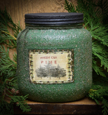 Pine Star Shine 64 oz Jar