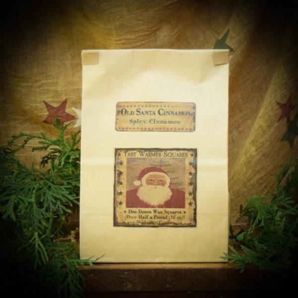 Old Santa Cinnamon Bag of 12 Tarts