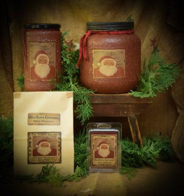 Old Santa Cinnamon collection