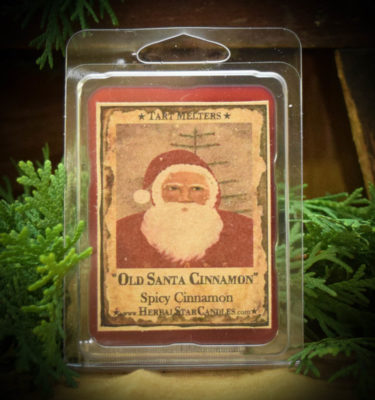 Old Santa Cinnamon Mini Pack of Tarts