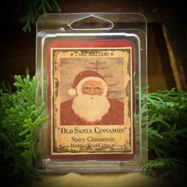 Old Santa Cinnamon Mini Pack of Tarts
