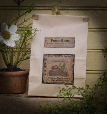 Fresh Herbs Bag of 12 Tarts