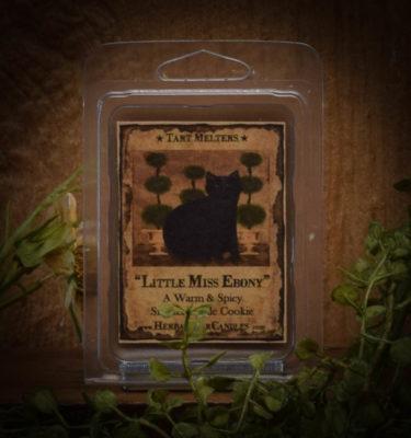 Little Miss Ebony Mini Pack of 6 Tarts