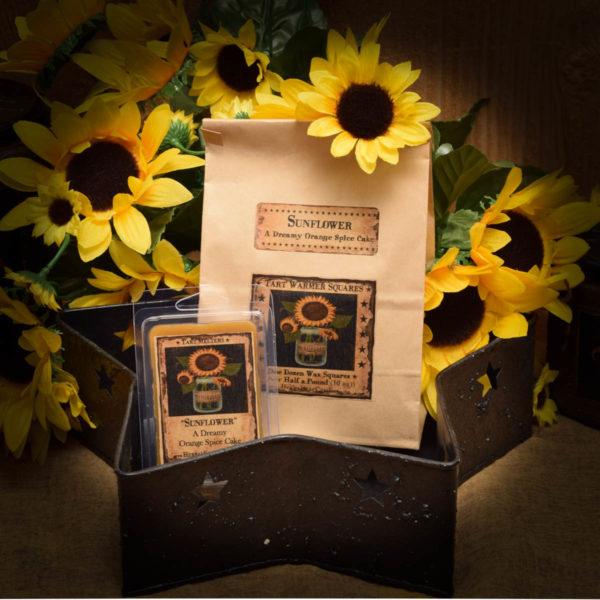 Sunflower Tarts