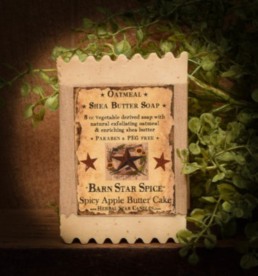 Barn Star Spice Bar of Soap
