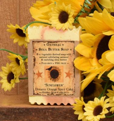 Sunflower Bar of Soap