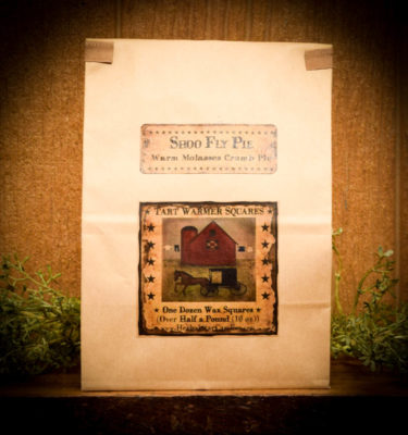 Shoo Fly Pie Bag of 12 Tarts