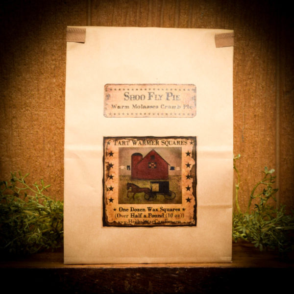 Shoo Fly Pie Bag of 12 Tarts