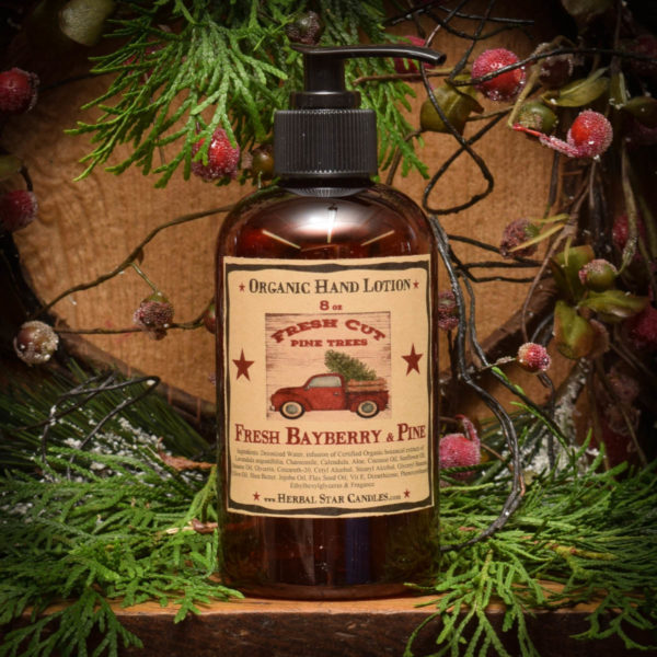 Fresh Pine and Bayberry Hand Lotion