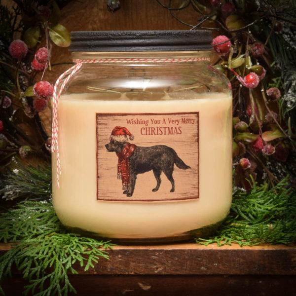 Orange Clove 64 oz jar candle