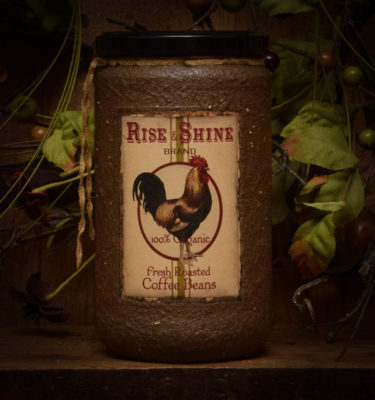 hen house 24 oz jar candle