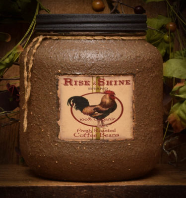hen house 64 oz jar candle