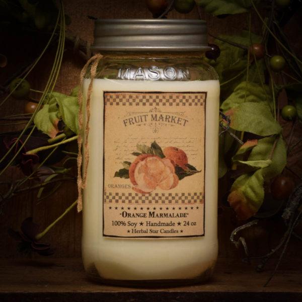 orange marmalade 24 oz jar