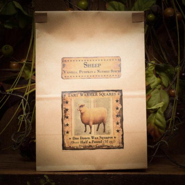 sheep bag of tarts