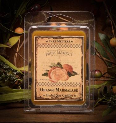 Orange marmalade mini pack of 6 tarts