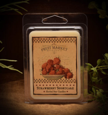 STRAWBERRY SHORTCAKE MINI PACK OF 6 TARTS