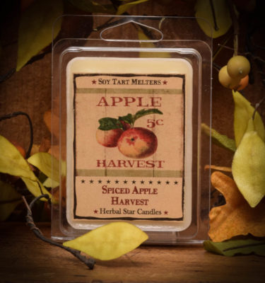 apple harvest mini pack of 6 tarts