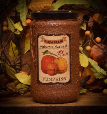 Harvest 24 oz Jar Candle