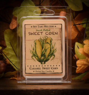 Caramel Sweet Corn Mini Pack of 6 Tarts