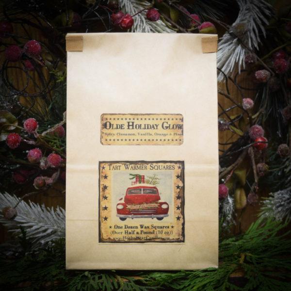 Olde Holiday Glow Bag of 12 Tarts