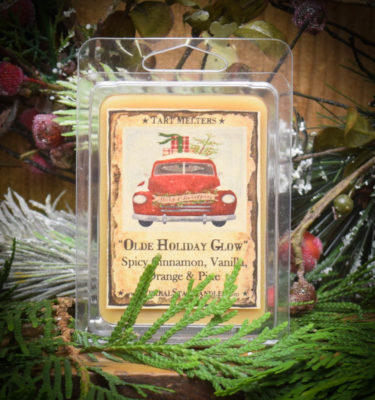 Olde Holiday Glow Mini Pack of Tarts