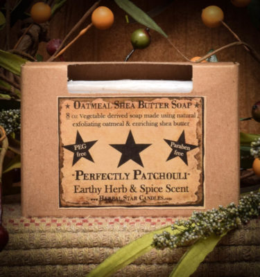 Patchouli Bar of Soap