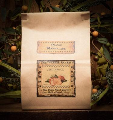 Orange Marmalade bag of 12 tarts